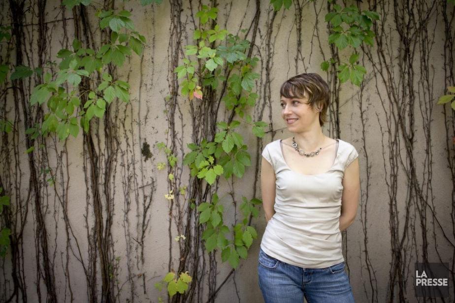 Jessica Vigneault assure la direction artistique du spectacle... (PHOTO ALAIN ROBERGE, LA PRESSE)