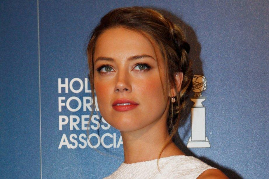 Amber Heard... (PHOTO REUTERS)