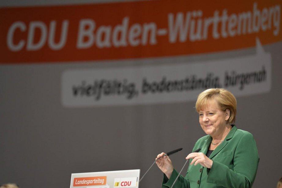 Au pouvoir sans discontinuer depuis 56 ans, l'Union... (PHOTO THOMAS KIENZLE, AFP)