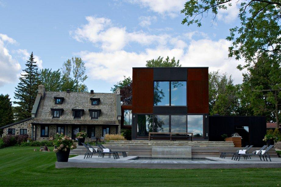 photo une maison pour deux lacey image. Black Bedroom Furniture Sets. Home Design Ideas