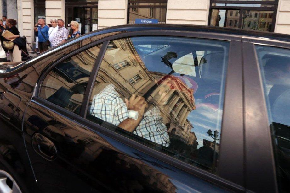 Le bijoutier de 67 ans Stephan Turk a... (Photo Reuters)