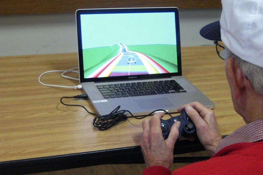 Le jeu vidéo NeuroRacer a amélioré les résultats... (PHOTO ARCHIVES ASSOCIATED PRESS)