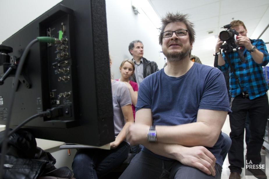 Le réalisateur de la série 19-2,Podz, sera membre... (Photo Olivier Jean, La Presse)
