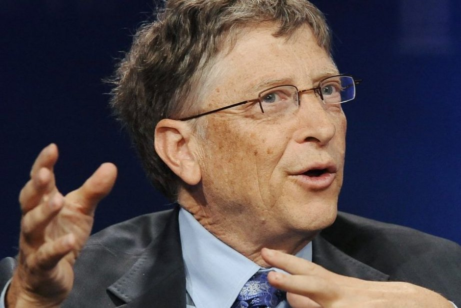 Bill Gates, 57 ans, est redevenu en mai... (Photo archives Reuters)