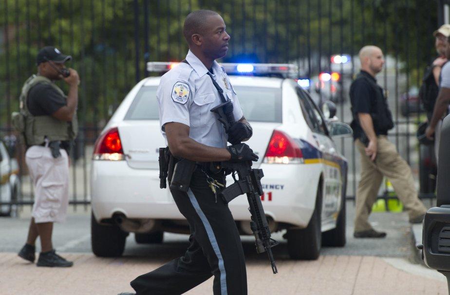 La fusillade s'est déroulée à 8 h 20 dans un... | 2013-09-16 00:00:00.000