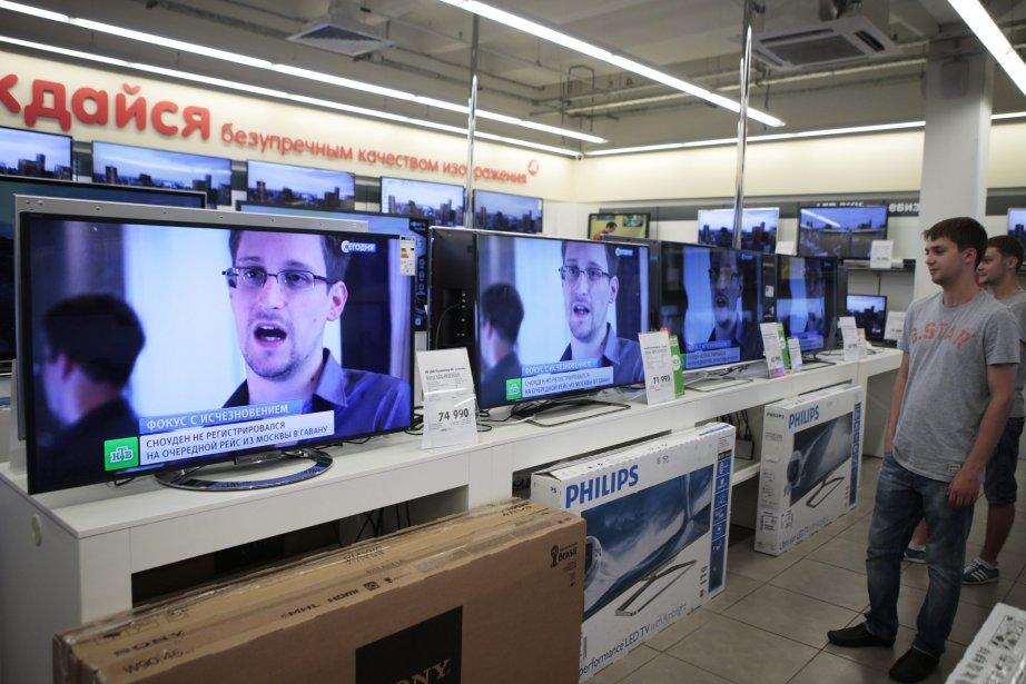 Washington a réclamé à plusieurs reprises l'extradition de... (Photo Tatyana Makeyeva, Reuters)