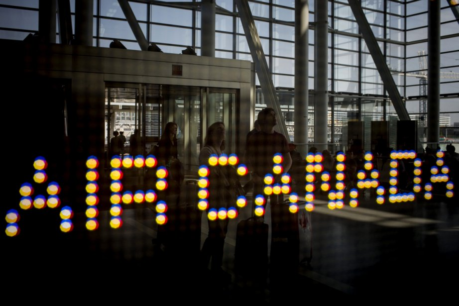 Les actions d'Air Canada ( (PHOTO BLOOMBERG)