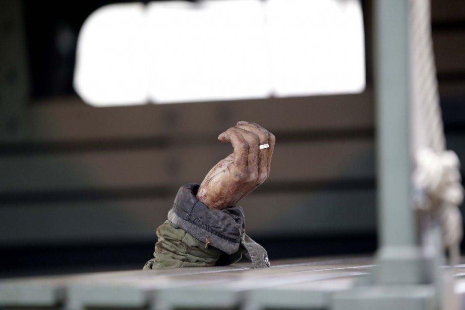Au total, 86 rebelles du Front moro de... (Photo Bullit Marquez, AP)