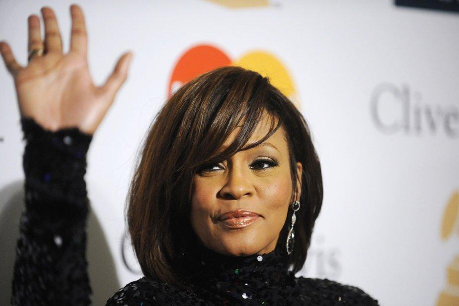 Whitney Houston est morte accidentellement par noyade, à... (PHOTO PHIL MCARTEN, REUTERS)