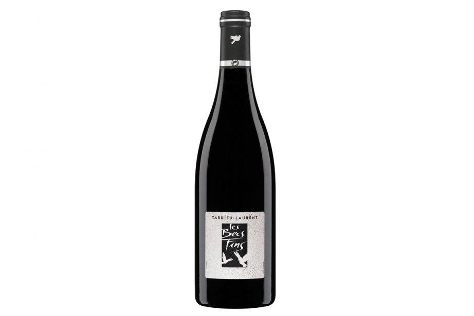 Vin rouge d'un célèbre négociant rhodanien, et commercialisé celui-là depuis...