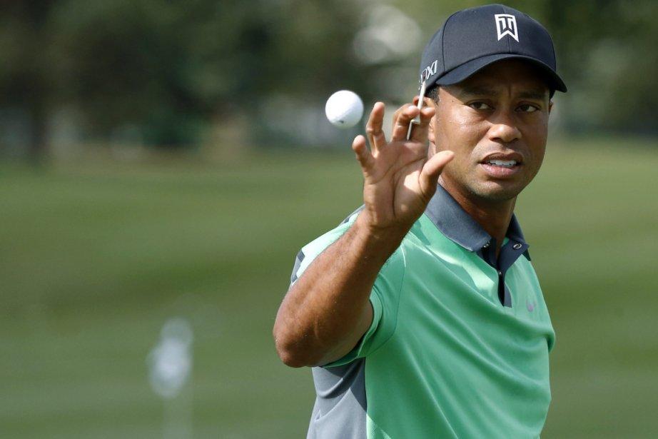 Tiger Woods a les meilleures chances de rafler... (Photo Charles Rex Arbogast, AP)