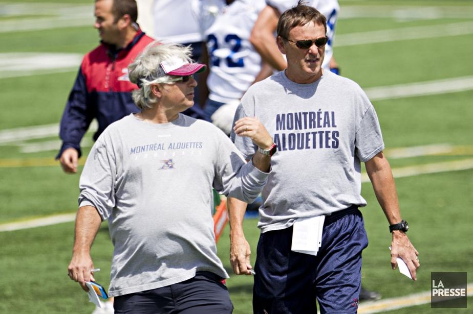 Selon le DG et entraîneur-chef des Alouettes Jim... (Photo Anne Gauthier, La Presse)