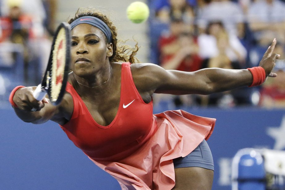 Serena Williams... (Photo David Goldman, AP)