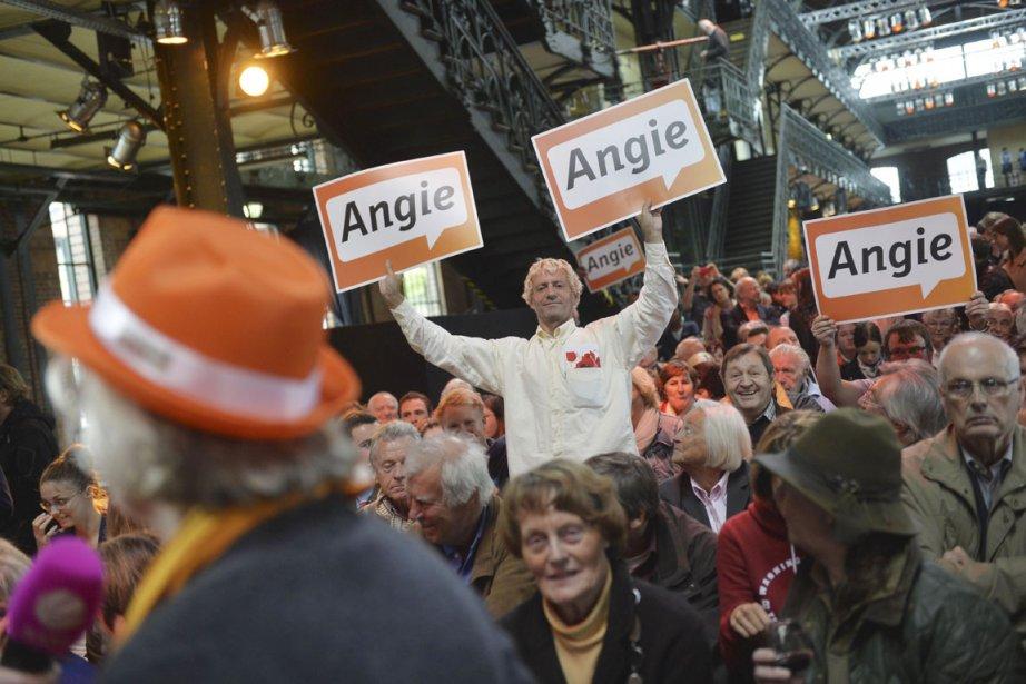 Les personnes âgées de plus de 65 ans... (PHOTO ODD ANDERSEN, AFP)