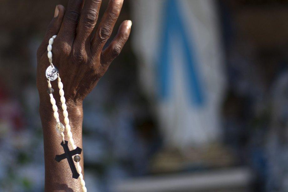 En Argentine, quatre prêtres catholiques ont été condamnés... (Photo Dieu Nalio Chery, archives AP)