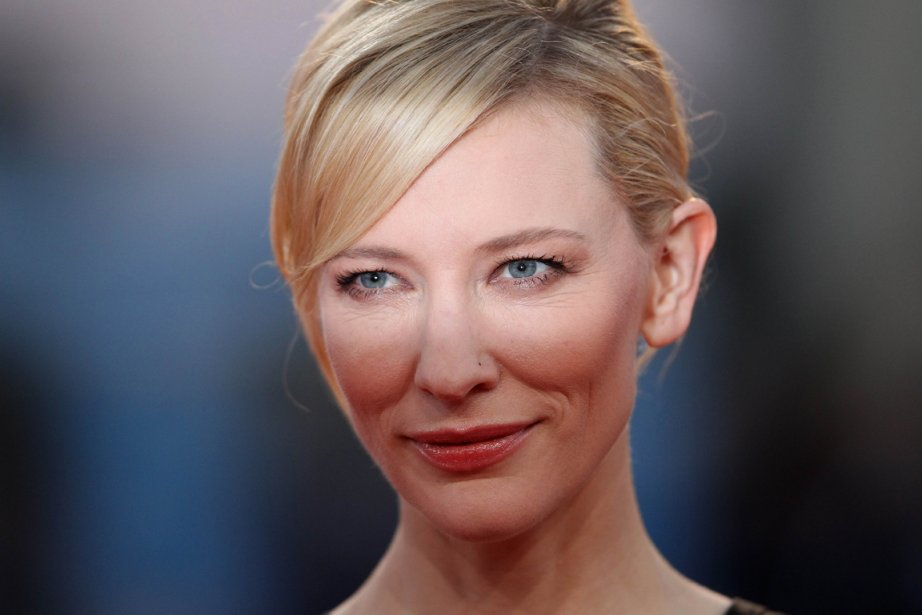 Cate Blanchett... (PHOTO CHARLY TRIBALLEAU, AFP)