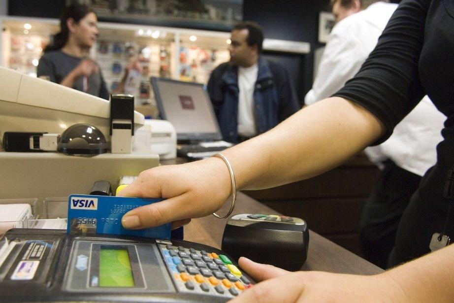 Au Québec, le taux d'inflation a diminué de... (Photo Mark Coote, archives Bloomberg)
