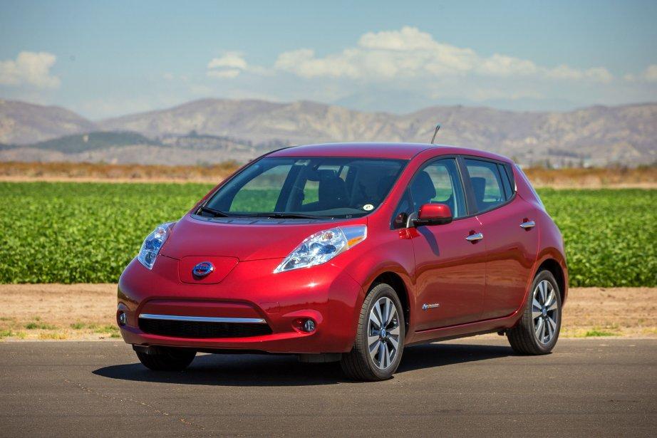 Selon la firme américaine d'analystes et de consultants... (Photo fournie par Nissan)