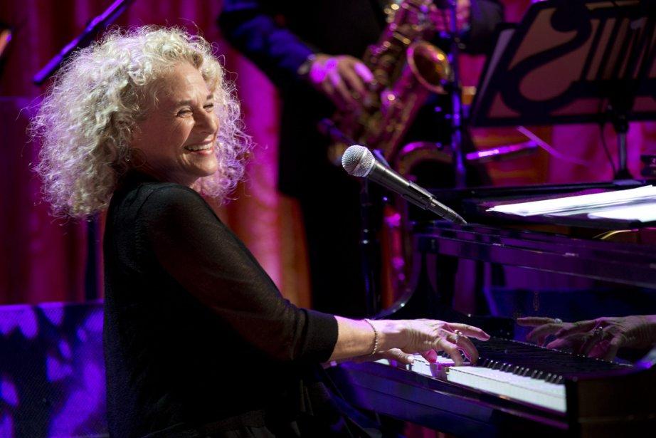 Carole King... (PHOTO JACQUELYN MARTIN, AP)