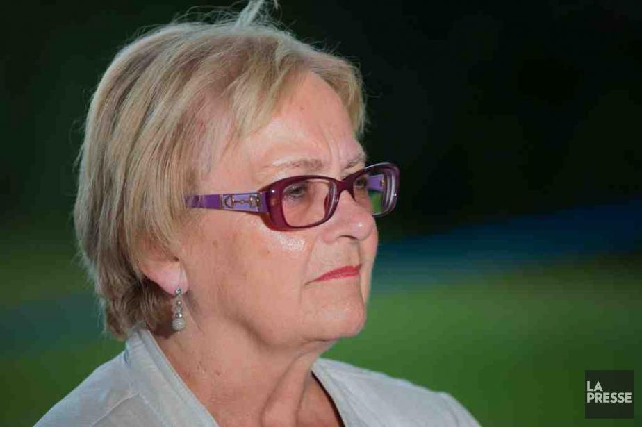 Colette Roy-Laroche, mairesse de Lac-Mégantic.... (Photo Edouard Plante-Fréchette, archives la presse)