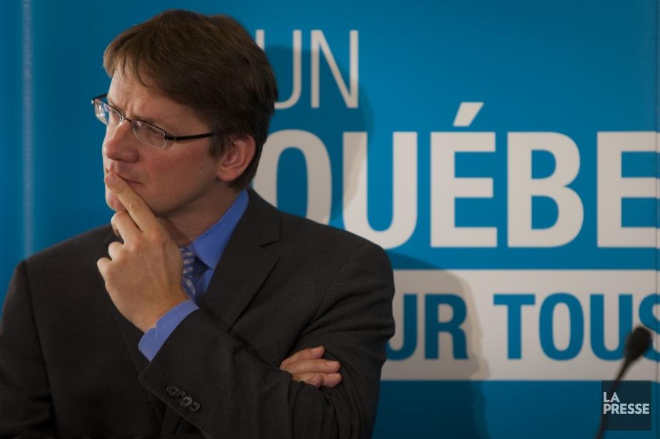 Le ministre Sylvain Gaudreault a assuré que dans... (Photo André Pichette, La Presse)