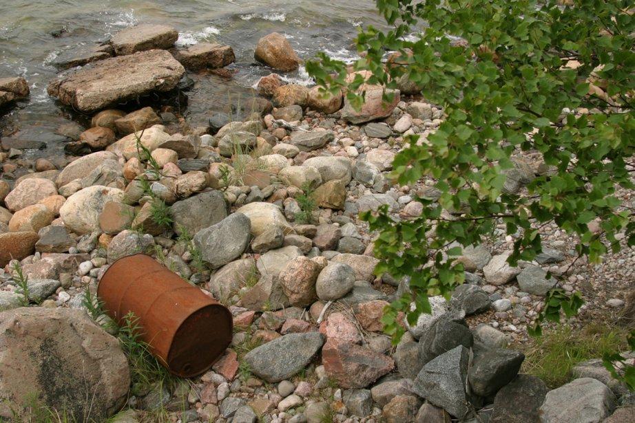 Le Grand nettoyage des rivages canadiens marque son 20e... (PHOTO PHOTOS.COM)
