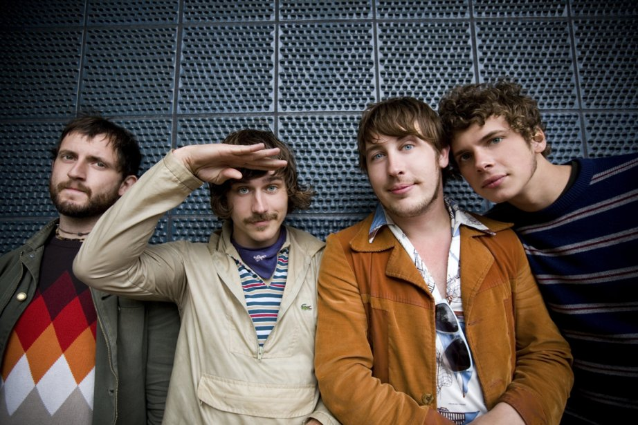 Le groupe Portugal. The Man....