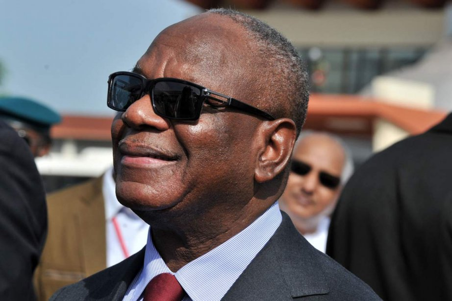 Le président malien, Ibrahim Boubacar Keïta.... (PHOTO ISSOUF SANOGO, AFP)