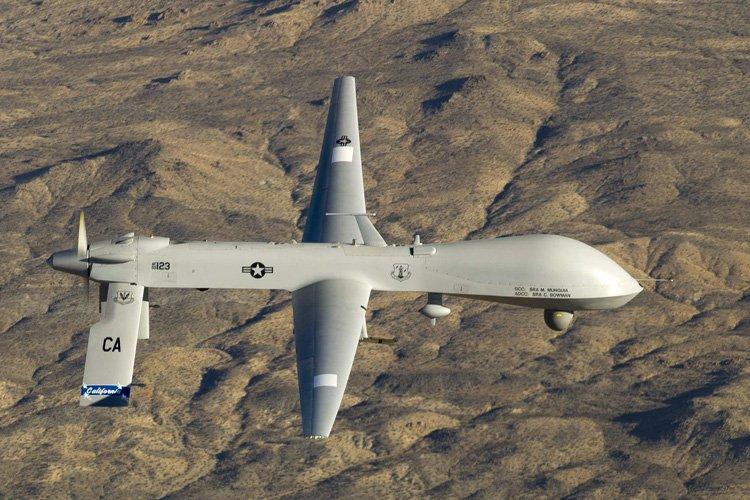 Les États-Unis considèrent les frappes de drones comme... (Photo: Reuters)