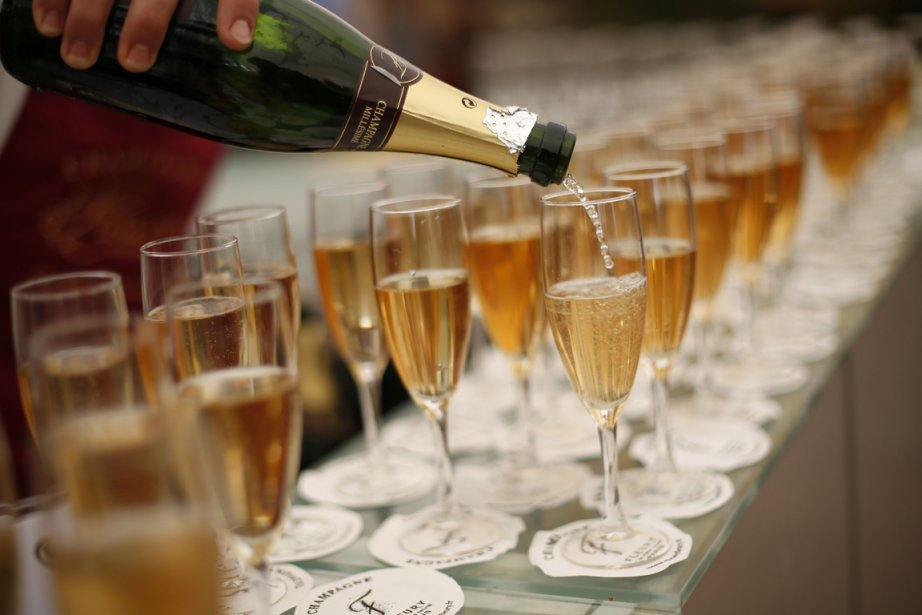 Les vendanges en Champagne pourront débuter dès le 24 septembre... (Photo AFP)