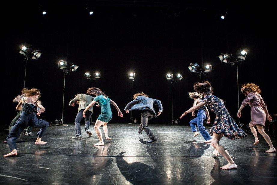 Jusqu'à aujourd'hui, l'Agora de la danse présente... (Photo: Alexandre Trudeau)