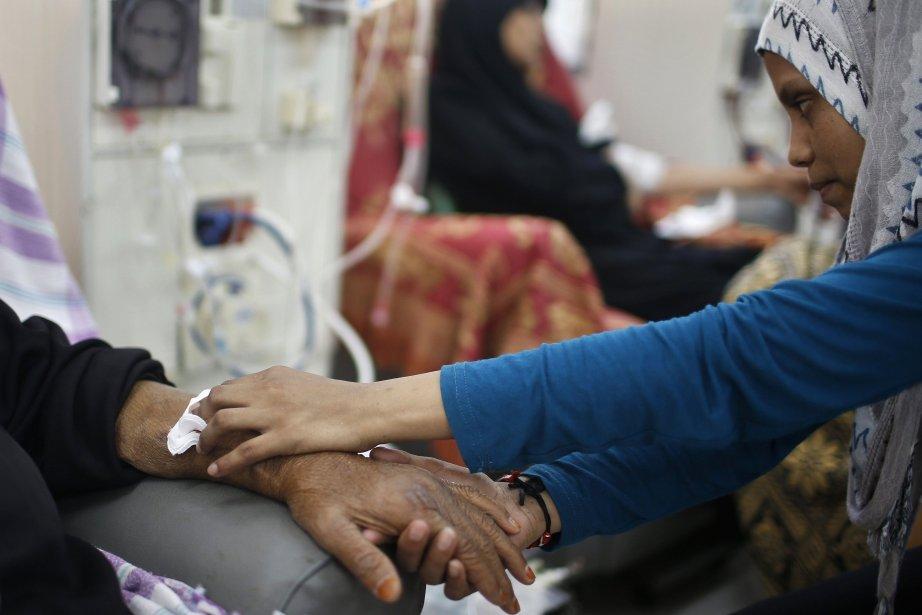 De nouveaux progrès seront possibles, selon la Banque,... (Photo SUHAIB SALEM, Reuters)