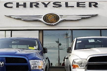 Chrysler, contrôlé par le groupe italien Fiat, a... (Photo Archives Reuters)