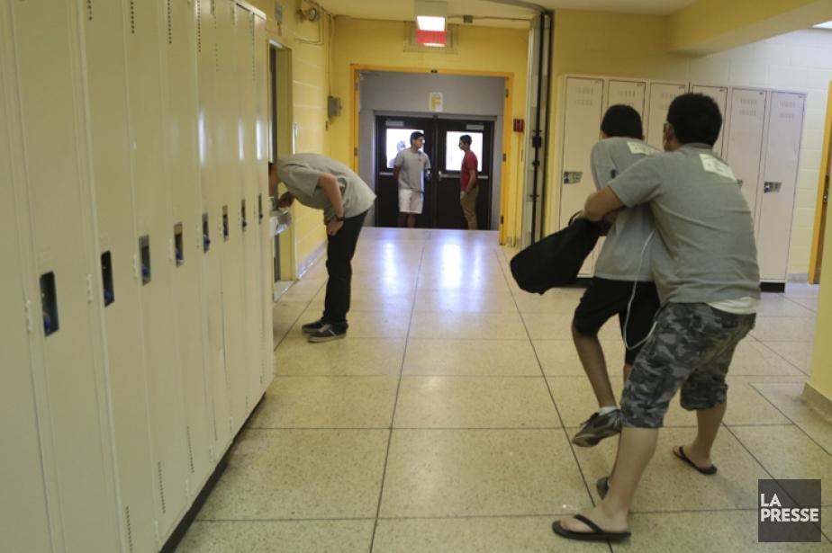 Le gouvernement Marois envisage l'abolition des commissions scolaires,... (Photo Martin Chamberland, archives La Presse)