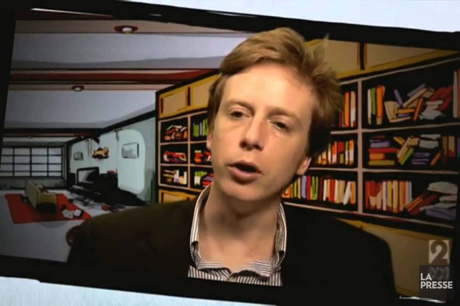 Aujourd'hui, Barrett Brown est en prison, en attente... (PHOTO ARCHIVES LA PRESSE)