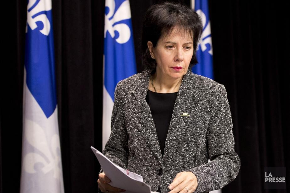 Raymonde Saint-Germain... (Archives La Presse Canadienne)