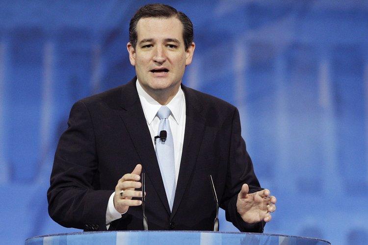 Ted Cruz... (Photo: Reuters)