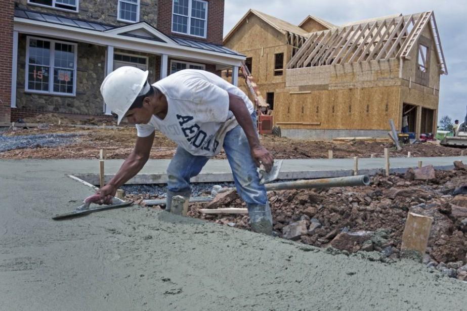 Le prix moyen des maisons individuelles neuves s'est... (PHOTO PAUL J. RICHARDS, AFP)