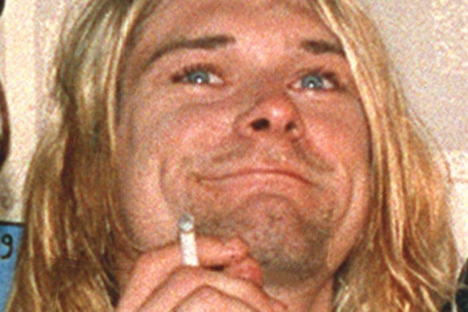 Kurt Cobain... (Photo: archives PC)