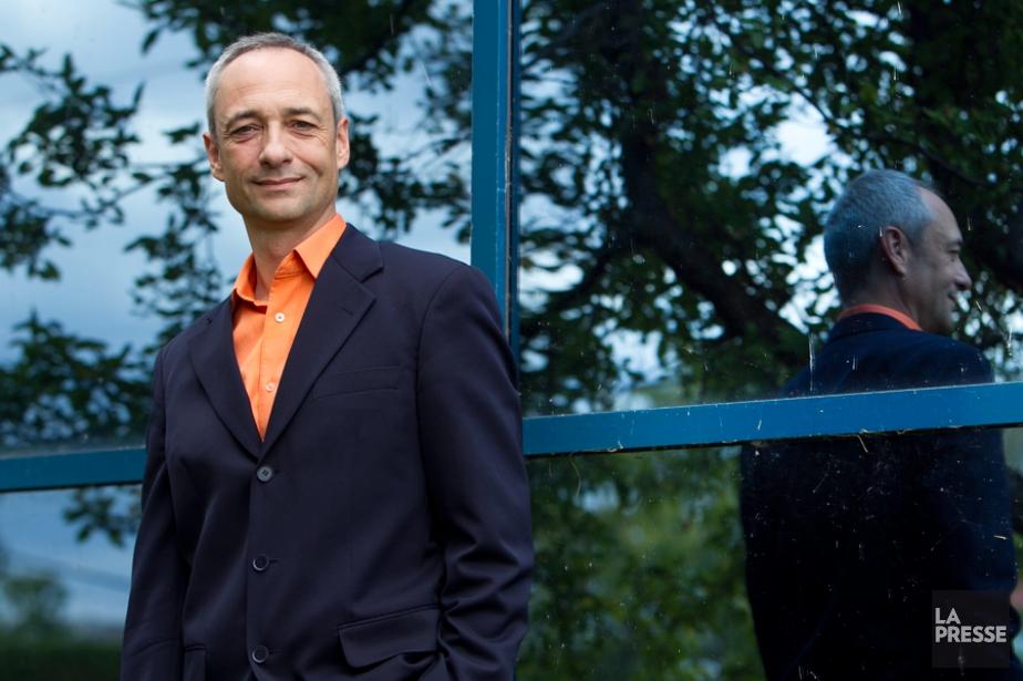 Dimitri Fraeys est vice-président, innovation, au Conseil de... (PHOTO HUGO-SÉBASTIEN AUBERT, LA PRESSE)
