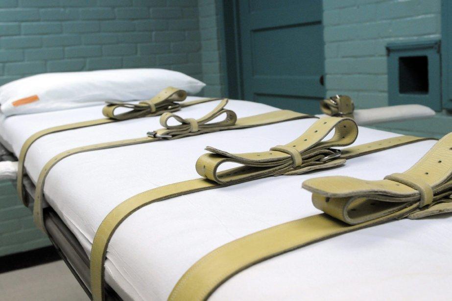 Le soutien à la peine de mort est à son plus bas aux... (Photo Pat Sullivan, AP)