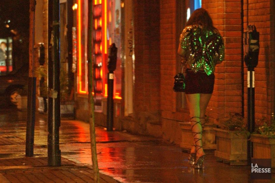 Prostitution chute des interventions polici res montr al isabelle hachey affaires criminelles - Salon de massage prostitution ...