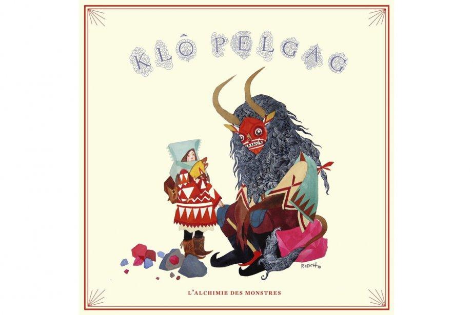 Déjà, à 23 ans, cette Klô Pelgag a une signature. Déjà, ses mots ont le pouvoir...