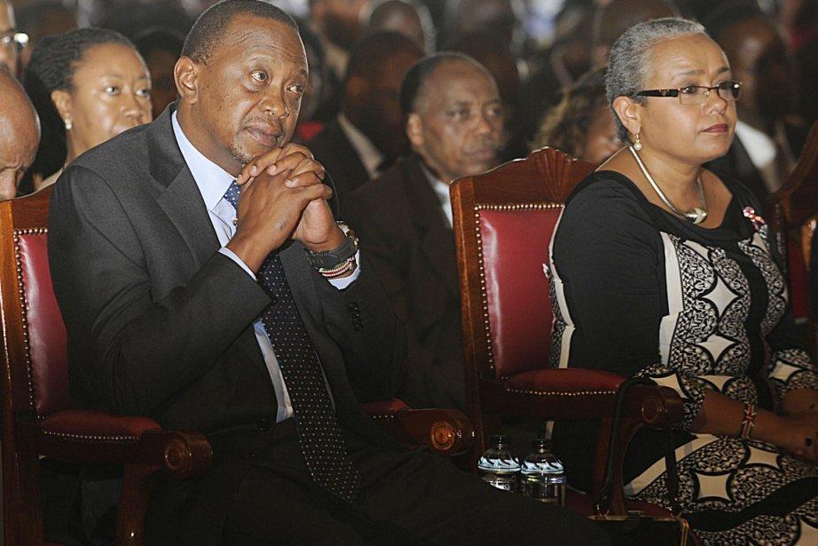 La classe politique kényane - dont le président... (PHOTO SIMON MAINA, AFP)