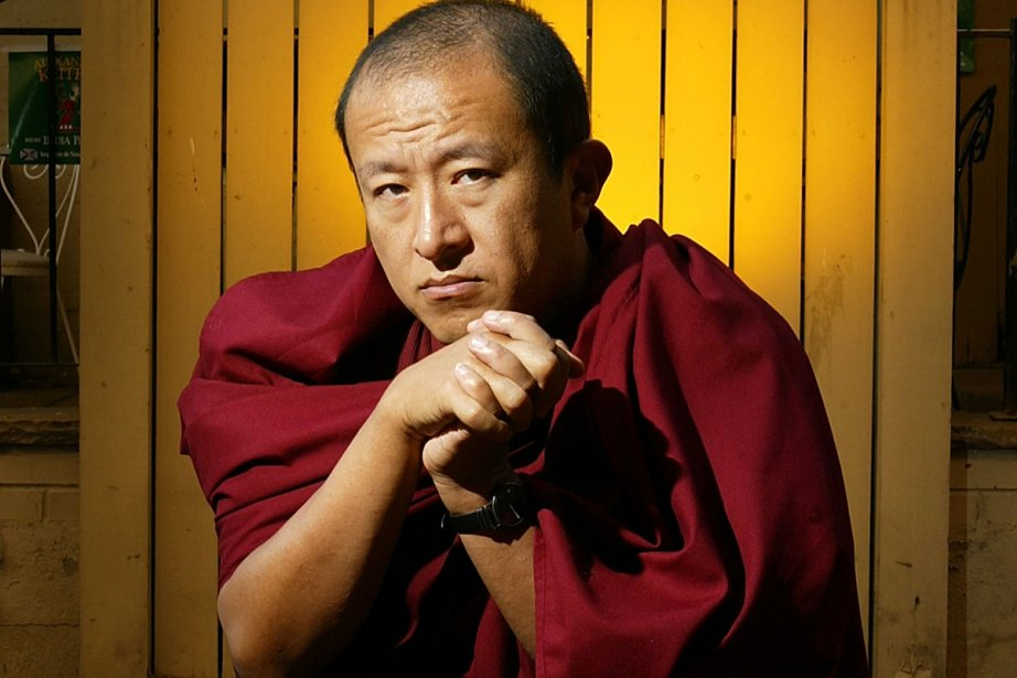 Khyentse Norbu... (Photo: archives Getty Images)