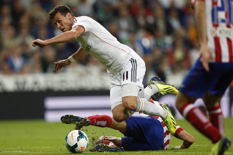 Gareth Bale... (Photo Juan Medina, Reuters)