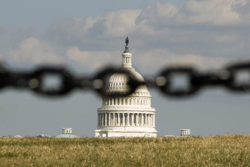 Le Capitole... (PHOTO KEVIN LAMARQUE, Reuters)