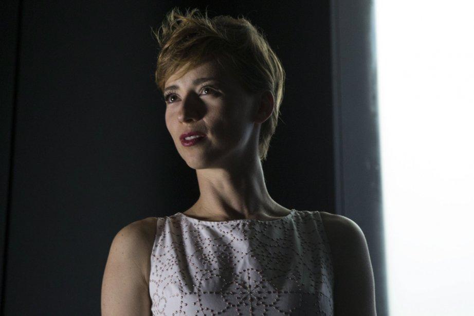 Dans la troisième saison de Revenge, Karine Vanasse... (Photo: La Presse Canadienne)