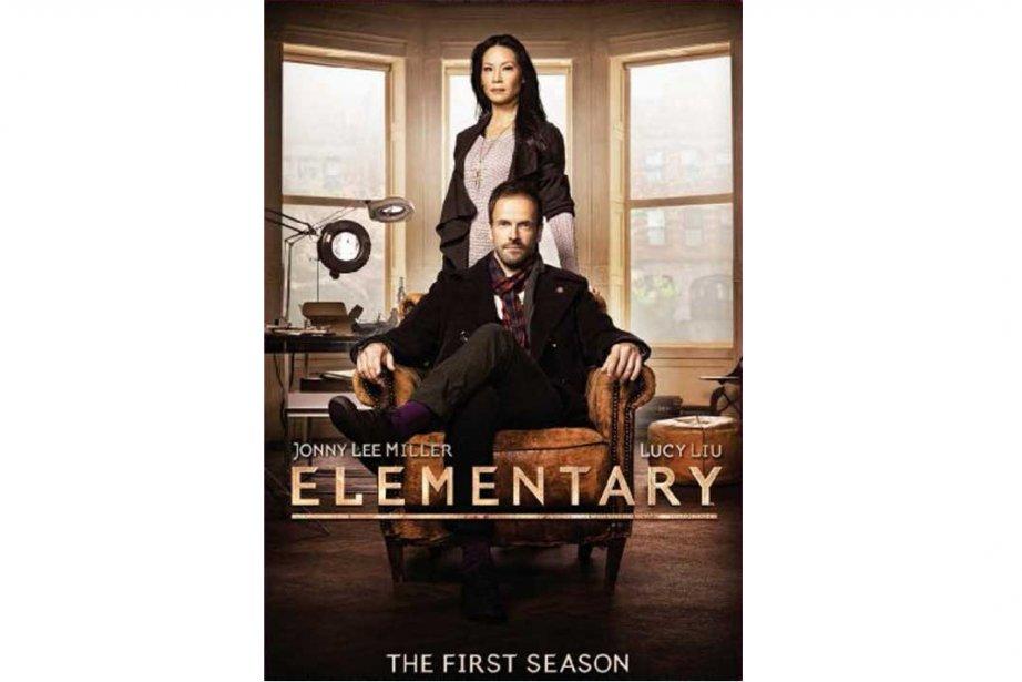Elementary (23 épisodes, en anglais avec sous-titres anglais) vient occuper un...