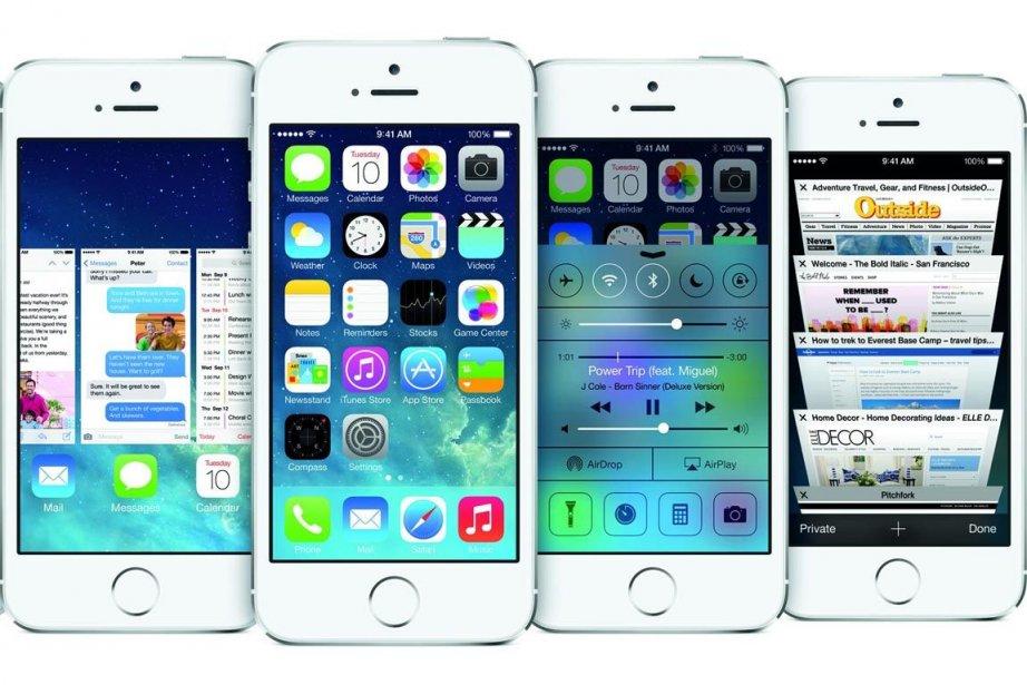 Des utilisateurs se sont plaints de problèmes avec... (Photo Apple)